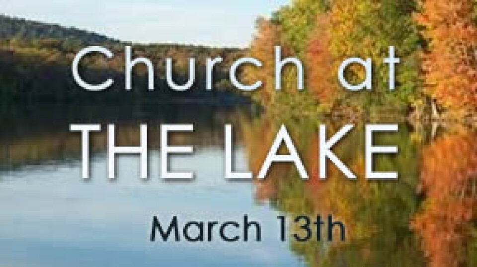 Church at the Lake