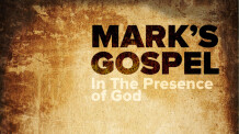 Mark's Gospel Part 1