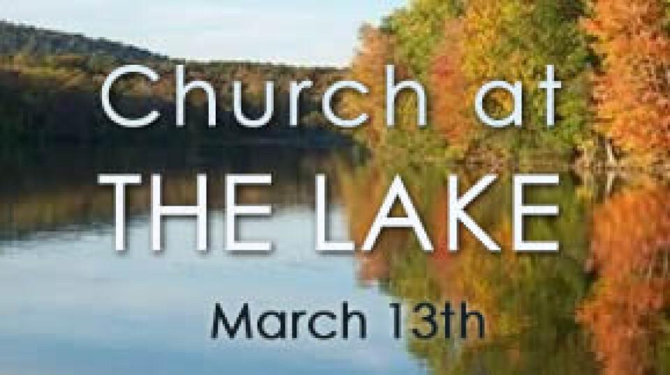 Church at the Lake